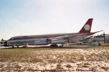 027 Convair 990-30A-5 Coronado N990E Christ Is The Answer Inc. © Michel Anciaux