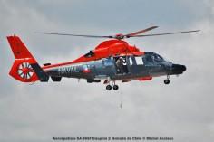 028 Aerospatiale SA-365F Dauphin 2 Armada de Chile © Michel Anciaux