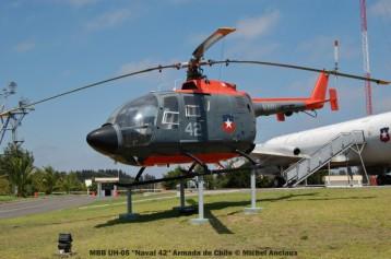 033 MBB UH-05 ''42'' Armada de Chile © Michel Anciaux