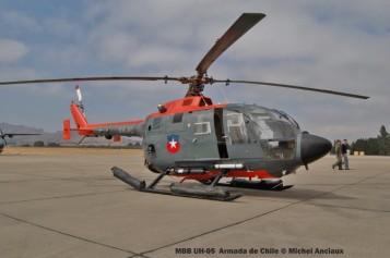 034 MBB UH-05 Armada de Chile © Michel Anciaux