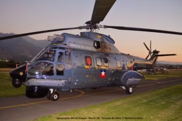 035 Eurocopter SH-32 Cougar ''Naval 76'' Armada de Chile © Michel Anciaux
