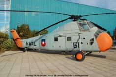 036 Sikorsky SH-34J Seabat ''Naval 51'' Armada de Chile © Michel Anciaux