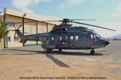 042 Eurocopter HH-32 Super Puma ''81'' Armada de Chile © Michel Anciaux