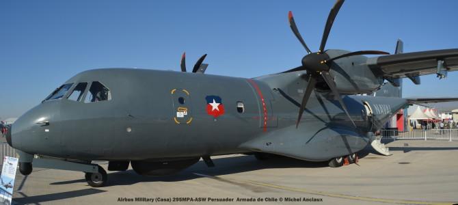 049 Airbus Military (Casa) 295MPA-ASW Persuader Armada de Chile © Michel Anciaux