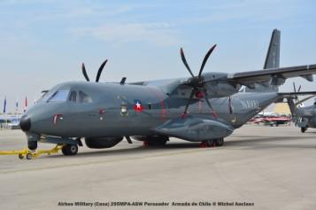 050 Airbus Military (Casa) 295MPA-ASW Persuader Armada de Chile © Michel Anciaux