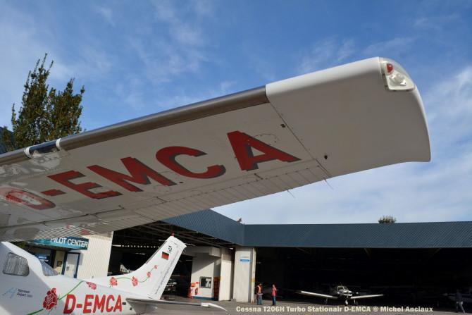 DSC_0008 Cessna T206H Turbo Stationair D-EMCA © Michel Anciaux
