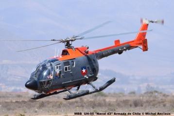 DSC_0019 MBB UH-05 ''Naval 43'' Armada de Chile © Michel Anciaux