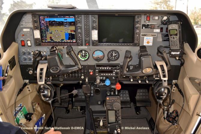 DSC_0020 Cessna T206H Turbo Stationair D-EMCA © Michel Anciaux
