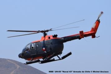 DSC_0029 MBB UH-05 ''Naval 43'' Armada de Chile © Michel Anciaux