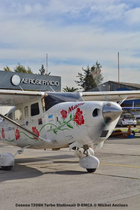 DSC_0056 Cessna T206H Turbo Stationair D-EMCA © Michel Anciaux