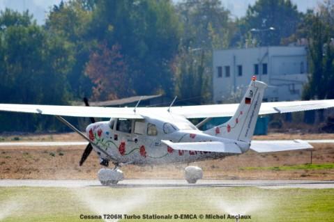 DSC_0082 Cessna T206H Turbo Stationair D-EMCA © Michel Anciaux