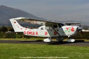 DSC_0161 Cessna T206H Turbo Stationair D-EMCA © Michel Anciaux