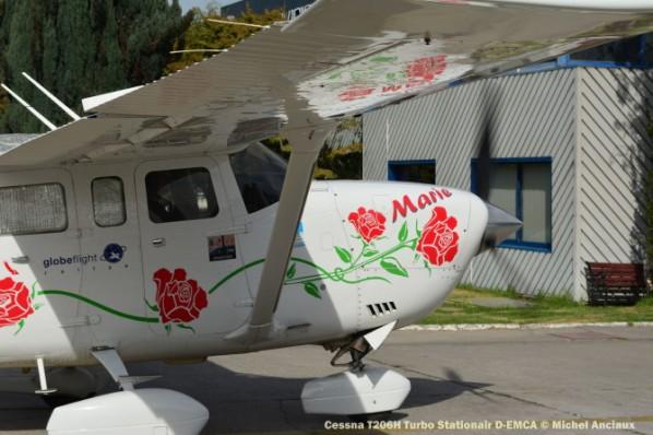 DSC_0164 Cessna T206H Turbo Stationair D-EMCA © Michel Anciaux