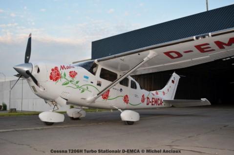 DSC_0197 Cessna T206H Turbo Stationair D-EMCA © Michel Anciaux