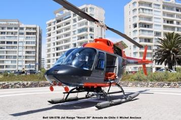 DSC_0272 Bell UH-57B Jet Range ''Naval 30'' Armada de Chile
