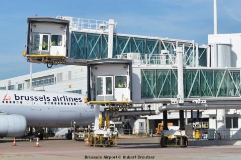 DSC_2652 Brussels Airport © Hubert Creutzer