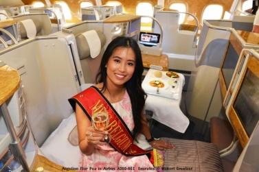DSC_2911 Angeline Flor Pua in Airbus A380-861 Emirates © Hubert Creutzer