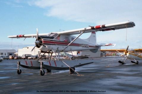 001 De Havilland Canada DHC-2 Mk.I Beaver N9260Z © Michel Anciaux