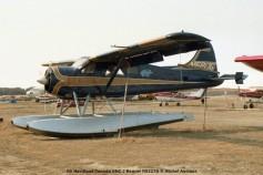 002 De Havilland Canada DHC-2 Beaver N5217G © Michel Anciaux