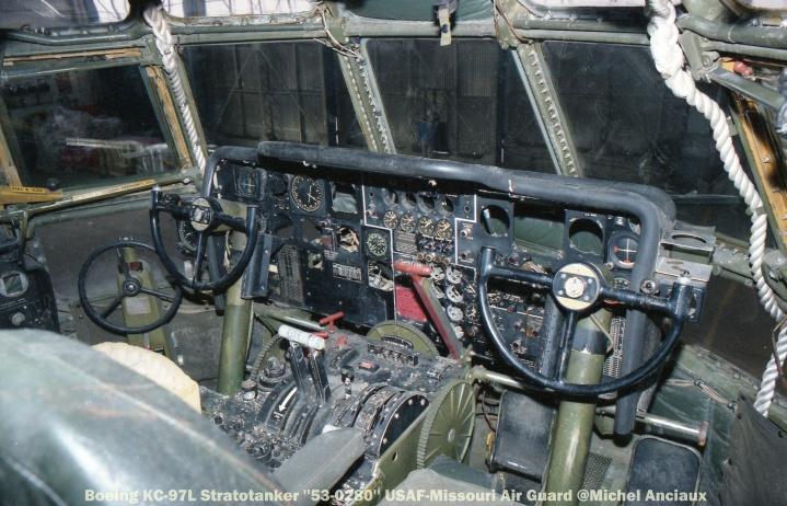 006 Boeing KC-97L Stratotanker ''53-0280'' USAF-Missouri Air Guard @Michel Anciaux