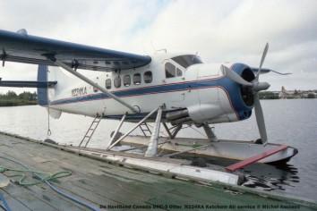 013 De Havilland Canada DHC-3 Otter N234KA Ketchum Air Service © Michel Anciaux