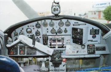 014 De Havilland Canada DHC-3 Otter N234KA Ketchum Air Service © Michel Anciaux