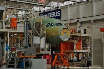 024 Airbus A320 n°5824 for Air Asia © Michel Anciaux