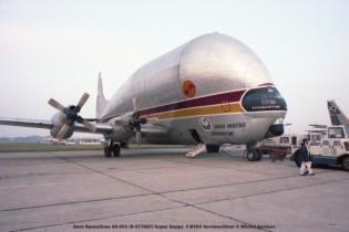 03 Aero Spacelines AS-201 (B-377-SGT) Super Guppy F-BTGV Aeromaritime © Michel Anciaux