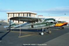 036 Cessna 195 N3868V © Michel Anciaux