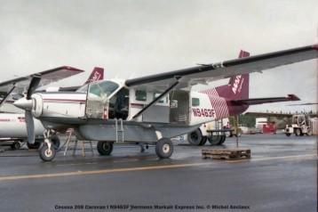 040 Cessna 208 Caravan I N9463F Hermens Markair Express Inc. © Michel Anciaux