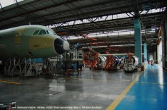 043 General vieuw Airbus A320 final assembly line © Michel Anciaux