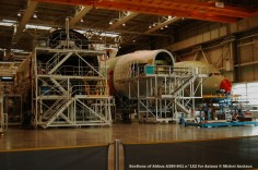 051 Sections of Airbus A380-841 n°152 for Asiana © Michel Anciaux