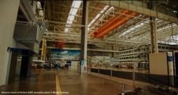 053 General vieuw of Airbus A380 assembly hangar© Michel Anciaux