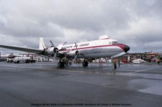 064 Douglas DC-6A (R6D-1) Liftmaster N4206L Northern Air Cargo in Bethel © Michel Anciaux
