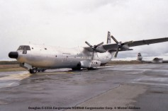 069 Douglas C-133A Cargomaste N199AB Cargomaster Corp. © Michel Anciaux