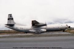 071 Douglas C-133B Cargomaster N133B Cargomaster Corp. © Michel Anciaux
