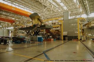074 general vieuw Airbus A380 final assembly line © Michel Anciaux