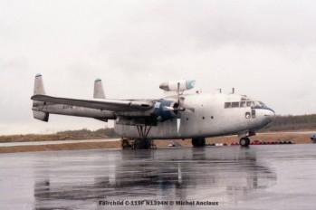 081 Fairchild C-119F N1394N © Michel Anciaux