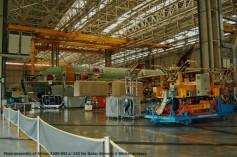 082 Final assembly of Airbus A380-841 n°143 for Qatar © Michel Anciaux