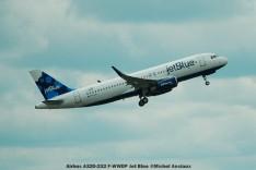 101 Airbus A320-232 F-WWDP Jet Blue ©Michel Anciaux