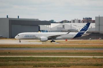 105 A350-941 F-WXWB Airbus ©Michel Anciaux