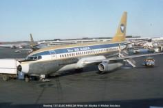 108 Boeing 737-210C N4951W Wien Air Alaska © Michel Anciaux