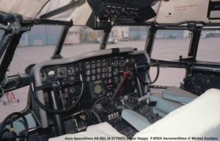 11 Aero Spacelines AS-201 (B-377-SGT) Super Guppy F-BTGV Aeromaritime © Michel Anciaux