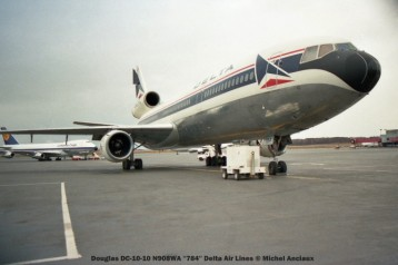 114 Douglas DC-10-10 N908WA ''784'' Delta Air Lines © Michel Anciaux