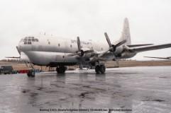 115 Boeing C-97L Stratofreighter N4580Q Stratolift Inc. © Michel Anciaux