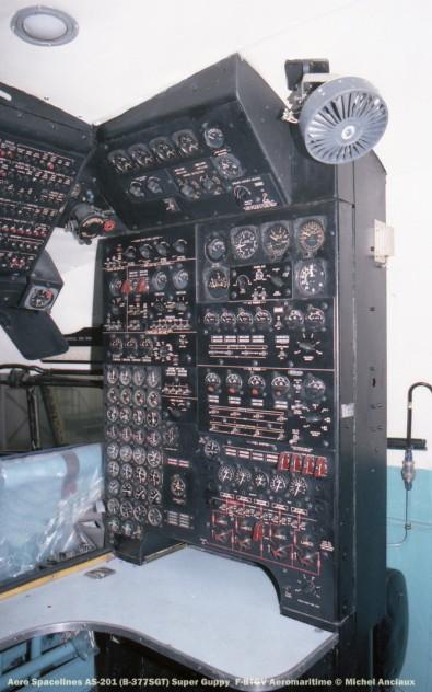 12 Aero Spacelines AS-201 (B-377-SGT) Super Guppy F-BTGV Aeromaritime © Michel Anciaux