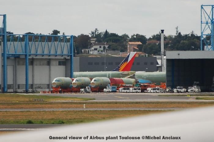 126 General vieuw of Airbus plant Toulouse ©Michel Anciaux