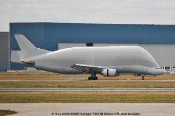 128 Airbus A300-600ST Super Beluga F-GSTD Airbus ©Michel Anciaux