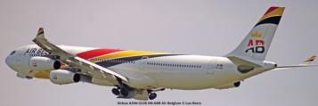 DSC08014 Airbus A340-313E OO-ABB Air Belgium © Luc Barry