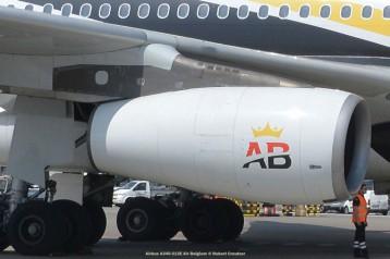 DSC_3263 Airbus A340-313E Air Belgium © Hubert Creutzer